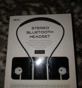 Новые наушники bluetooth aec bq621