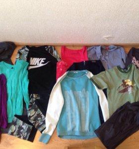 Пакет одежды пакетом блуза спортивный костюм