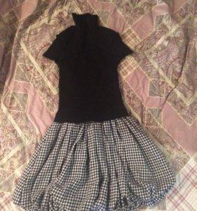 Платье 600,юбка-250,Комбез 1200,джинсы 700