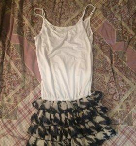 Платье 300,шорты-250,юбка-200 штаны 400