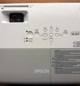 Проектор Epson EB-824