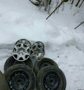 диски шины колпаки