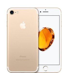iPhone 7 16 gb , gold