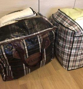 Взрослые, подростковые, детские вещи сумкой ;)