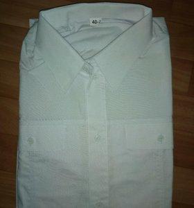 Рубашка форменная, дл.рукав  размер48/7