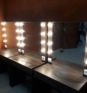 Гримёрный столик-зеркала
