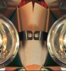 Фара противотуманная левая правая Hyundai Getz