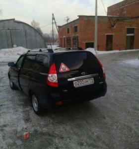 ВАЗ (Lada) Priora, 2011