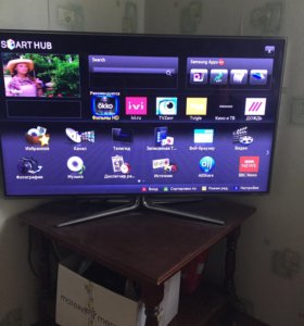 Телевизор SAMSUNG седьмого поколения UE46D7000LS