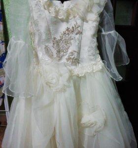 Шикарное платье на вашу красавицу