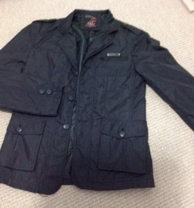 Куртка -пиджак на синтепоне