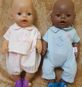 Кукла Baby Born и одежда