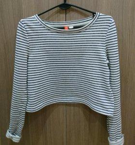 Укороченный свитер ostin
