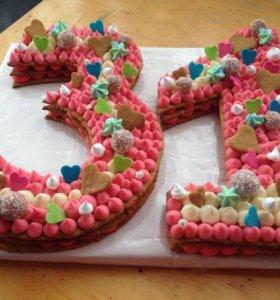 Тортики от Тамилы
