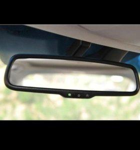 Салонные зеркала заднего вида для Nissan