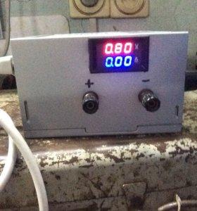 Зарядное устройство от 1 вольт до 15 вольт 10 ампе