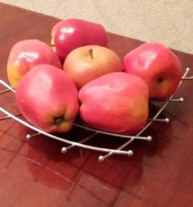 Декор для кухни, фрукты.