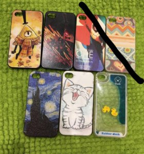 Чехлы на iPhone 4s