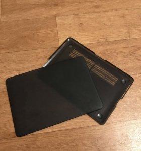 Пластиковый чехол для Macbook Pro 13