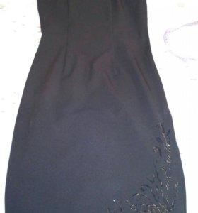 Платье, водолазка Pompea