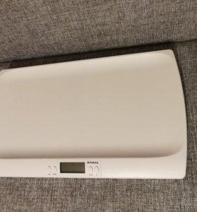 Весы для новорождённого maman