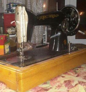 Швейная машина ПМЗ 1956года