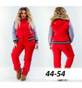 Костюмы брюки 44-58