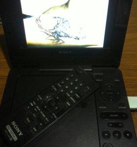 Sony dvd портативный