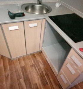 Кухня б.у в нормальном состоянии