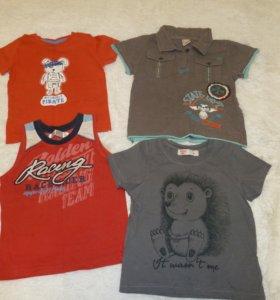 Качественные фирменные футболки