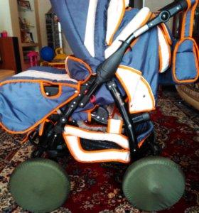 """Детская коляска-трансформер """"Парусок"""""""