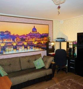 Квартира, 1 комната, 48.3 м²