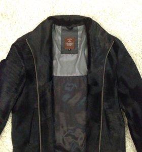 Мужская Куртка из Нерпы ViaRoma(Италия) 🇮🇹