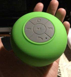 Bluetooth колонка BTS-06 для душа водозащищённая