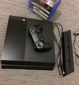 PS4 (+9 игр)