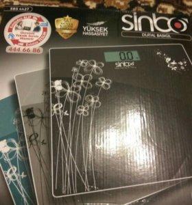 Электронные весы Sinbo