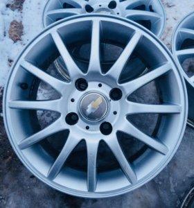 Диски на Chevrolet Lacetti
