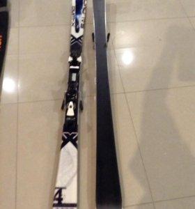 Горные лыжи Solomon xWind 7 162см б/у
