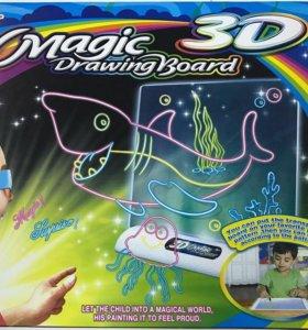 Magic 3D творчество