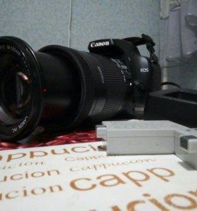 фотоаппарат Canon EOS 1000d