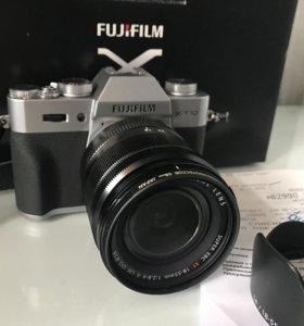 Беззеркалка Fujifilm X-T10+XF18-55 мм F2.8-4