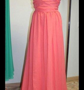 Платье новое👗💐 (с этикеткой)