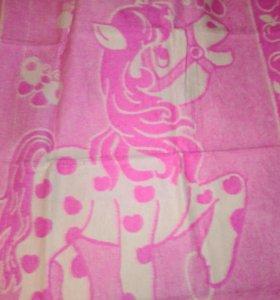 Байковые одеялки для малышей.