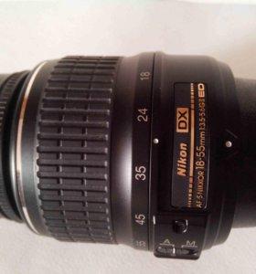 Nikon DX AF-S Nikkor 18-55mm f/3.5-5.6 GII ED