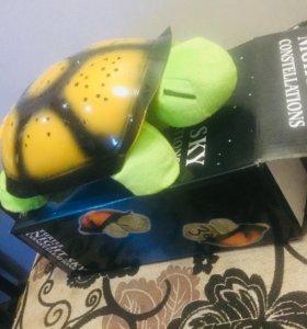 Проектор черепаха