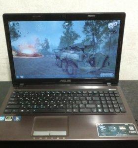 Игровой Ноутбук Asus K53SM