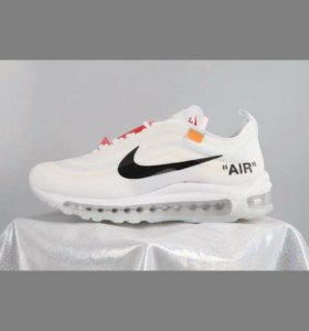 кроссовки Nike 9-7 White-Off