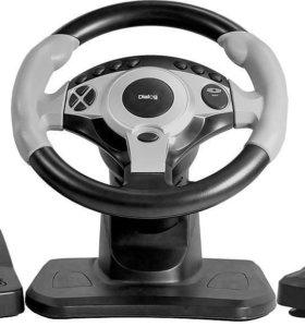 Руль для компьютера Dialog RACE WINNER I GW-300