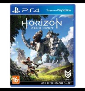 Horizon на PS4