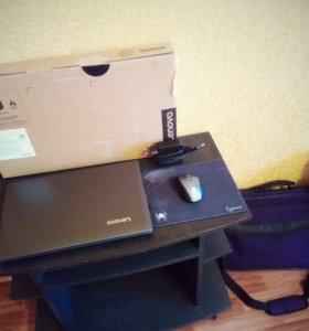 Игровой ноутбук Lenovo Ideapad 510-15IKB